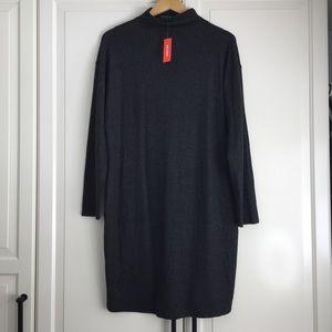 🔥2 for $40🔥 Joe Fresh Grey Mock Neck Dress